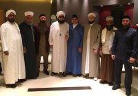 Муфтий Татарстана встретился с исламскими учеными