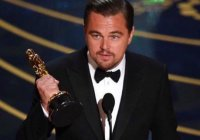 Леонардо Ди Каприо завоевал «Оскар»