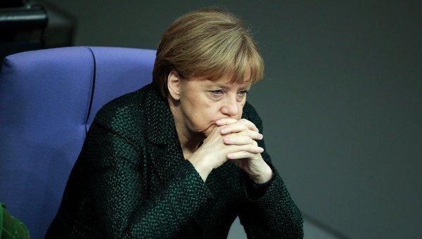 Ангела Меркель все чаще становится объектом критики со стороны мирового сообщества.