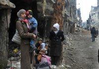 154 тысячи сирийцев получат гумпомощь от ООН в течение пяти дней