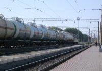 В Ижевске столкнулись автобус и поезд