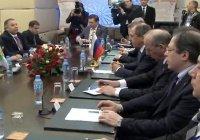 Сергей Лавров встретился с руководством Алжира
