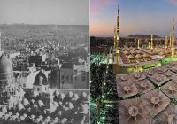 Мусульманские святыни вчера и сегодня (ФОТО)
