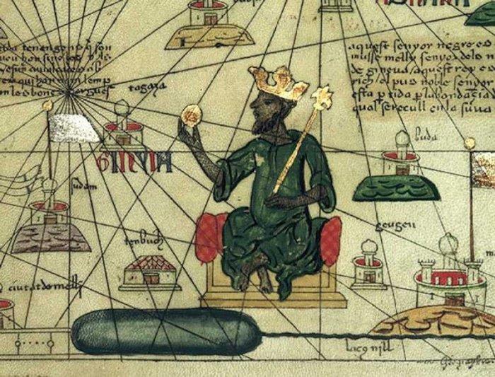 Манса Муса - мусульманин и самый богатый человек в истории
