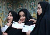 Рекордное количество женщин избрано в иранский парламент