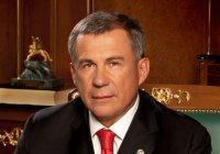 Президент Татарстана Рустам Минниханов отмечает день рождения