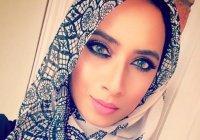Мусульманка учит пользователей YouTube носить хиджаб (Фото)