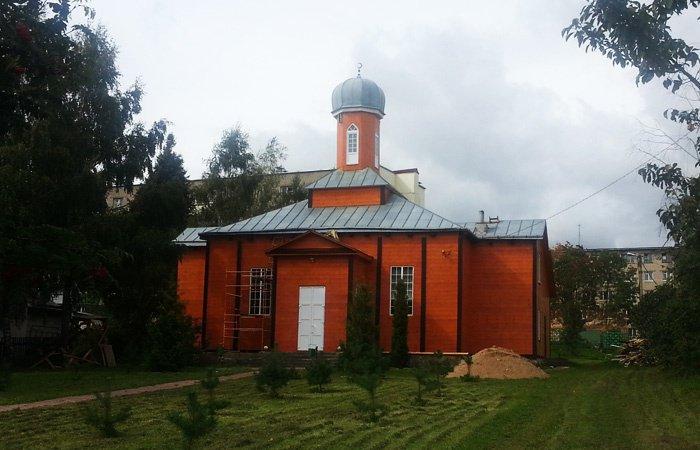 Татарское местечко в Беларуси – мечеть в Новогрудке