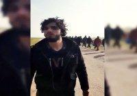Покинувшие ИГИЛ боевики сняли видео о своем уходе (Видео)