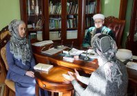 Муфтий РТ встретился с волонтерами «Лиза Алерт»