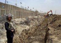 Тунис строит стену из песка для защиты от ИГИЛ