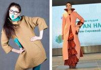 Киргизский чапан покорил французский модный журнал