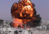 Боевики ИГИЛ подорвались на собственной бомбе
