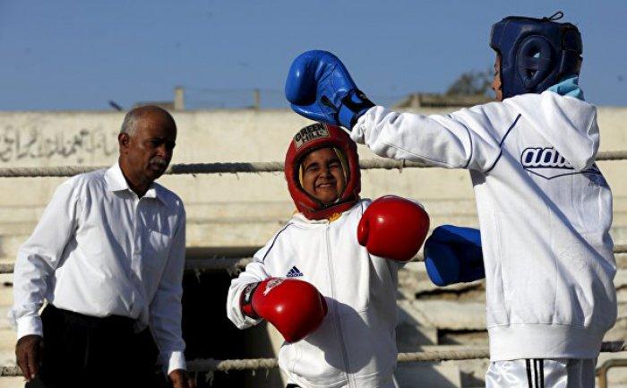 Как сочетаются юный возраст, Ислам и бокс? (+ Видео)