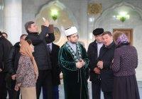 Мечеть Кул Шариф посетила делегация Волгоградской области