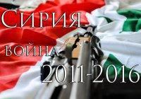 Гражданская война в Сирии (2011-2016)