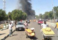 Теракт в мечети в Нигерии. Десятки жертв и пострадавших.