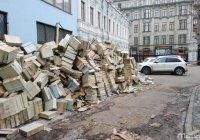 В Москве оставили без присмотра архив КГБ