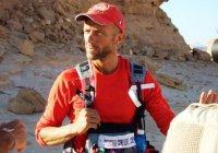 Житель Дубая намерен пересечь 340 км пустыни за 4 дня