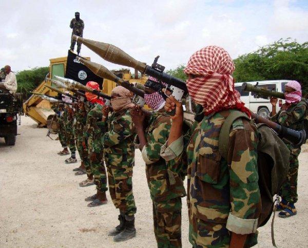 """""""Боко харам"""" присягнула на верность ИГИЛ в марте 2015 года."""