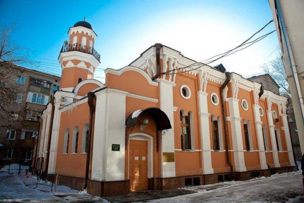 Историческая мечеть. Москва.