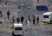 Второй теракт за неделю произошел в Турции (ВИДЕО)