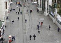 Hurriyet: улицы Стамбула полностью опустели