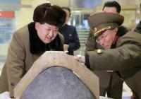 Северная Корея вновь запустила баллистические ракеты