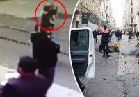 Чудесное спасение женщины в стамбульском теракте обсуждают в сети (Видео)