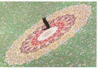 Как создавался самый большой в мире ковер для намаза?