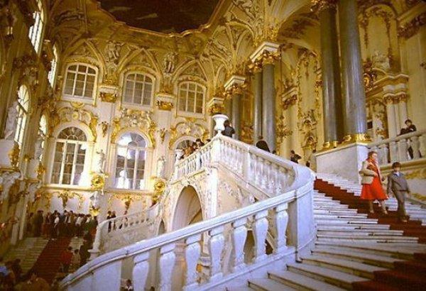 Санкт-Петербург занял восьмое место ве лучших европейских туристических направлений