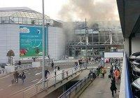 Два взрыва в аэропорту Брюсселя. 11 жертв.