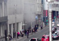 Взрывы в метро Брюсселя. 10 погибших.