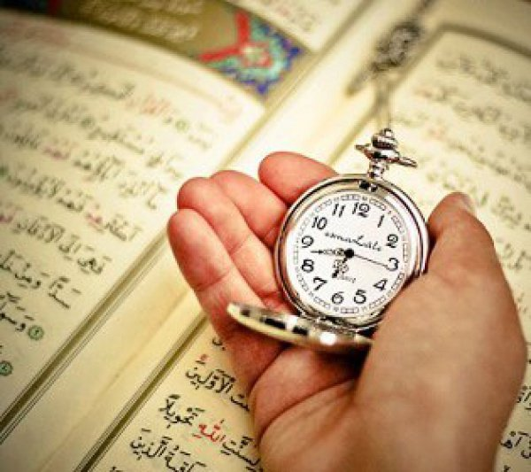 Каждое время суток – утро, день, вечер и ночь – обладает своим баракатом и благословением