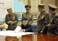 Северная Корея пригрозила войной в ответ на провокационные маневры США и южных соседей