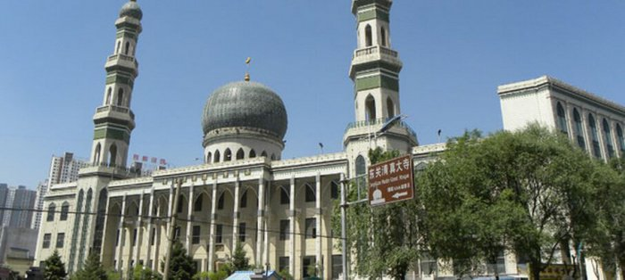 Большая мечеть Дунгуань – одна из самых величественных мечетей в Китае