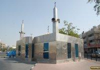 Уникальная нержавеющая мечеть в Дубае