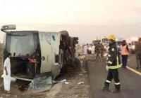 Между Меккой и Мединой в автокатастрофе погибли 20 паломников