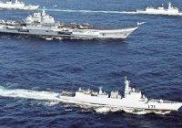 Корабли Китая вошли в территориальные воды Малайзии