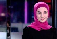 Мусульманка в хиджабе восхитила зрителей телеканала «Дождь» (Видео)