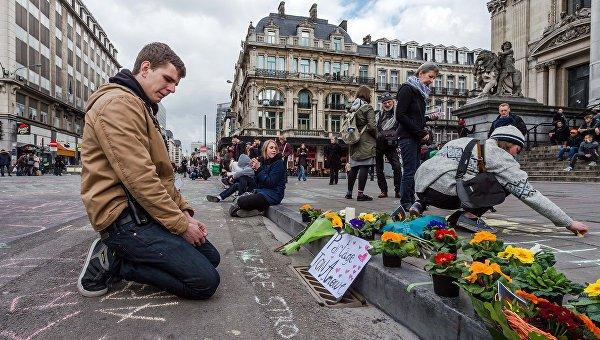 Теракты в Брюсселе унесли жизни 31 человека.