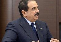 Король Бахрейна призвал арабские страны усилить сотрудничество с Россией