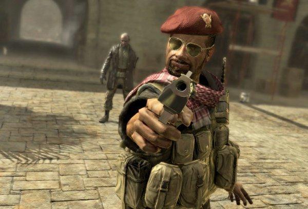 """Традиционный образ """"врага"""" в видеоиграх."""