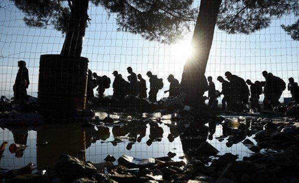 Власти Болгарии обеспокоены притоком сирийских беженцев с территории Греции.