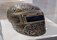 Шлем сварщика-мусульманина