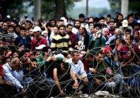 Беженцы штурмовали границу Македонии