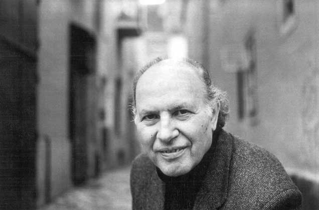 Имре Кертес, венгерский писатель