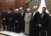 Муфтий Татарстана находится с рабочим визитом в Египте