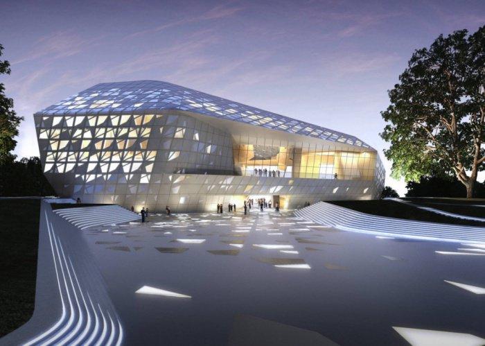 Фестивальный комплекс имени Бетховена в Бонне 2020, Германия