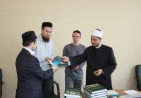 Татарстанские имамы повысили квалификацию